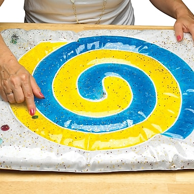 S&S® Spiral Activity Gel Pad
