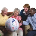 S&S® Story Starter Toss 'n Talk-About® Ball