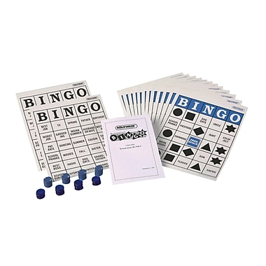 S&S® Reminiscence Bingo Board Game