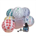 S&S® Toss 'n Talk-About® Ball Easy Pack