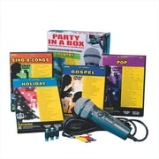Emerson™ Karaoke Microphone System