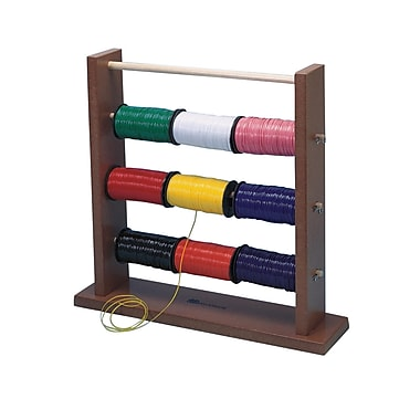 S&S® Lacing Rack Set With 9 Spools