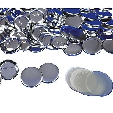 Tecre Button AC600 Parts for Button Maker, 100/Pack
