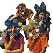 S&S® Animal Masks Activity Pack, 24/Pack