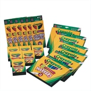 Crayola Conical Point Marker, Assorted, 12/Pack
