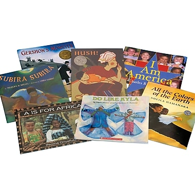 S&S® Multicultural Storybook Set