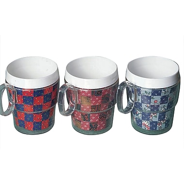 S&S® Allen Diagnostic Module Ribbon Mug, 6/Pack