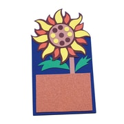 Claudia Allen Diagnostic Module Sunflower Memo Board Craft Kit, 12/Pack