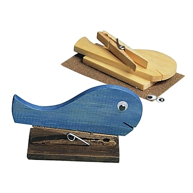 S&S® Allen Diagnostic Module Whale Note Holder, 6/Pack