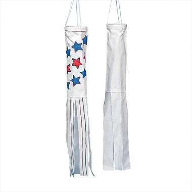Color-Me FA3379 White Windsock, 22