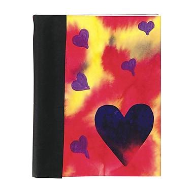 S&S® Tie-Dye Journals Craft Kit, 24/Pack