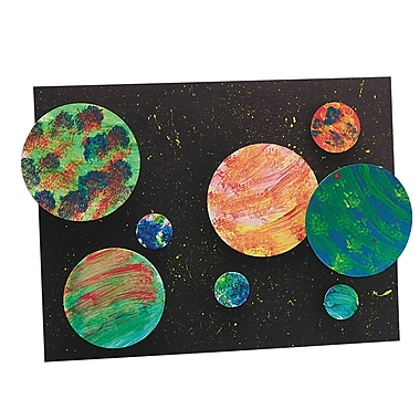 Geeperz™ 3D GalaXy Craft Kit, 12/Pack