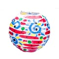 Geeperz™ Paper Round Lanterns Craft Kit, 12/Pack