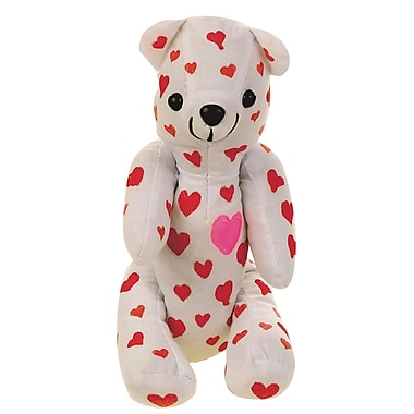 Geeperz™ Beautiful Bears Craft Kit, 12/Pack