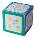 S&S® Custom Activity Cube Craft Kit, 48/Pack