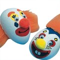 Geeperz™ Clown Face Magnets Craft Kit, 24/Pack