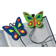 Educraft® Butterfly Softies Craft Kit, 100/Pack