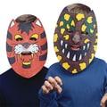 Educraft® Animal Color-Me™ Masks Craft Kit, 24/Pack