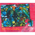 S&S® 22in. X 17in. 24 Piece Puzzle, Parrot's Window Art