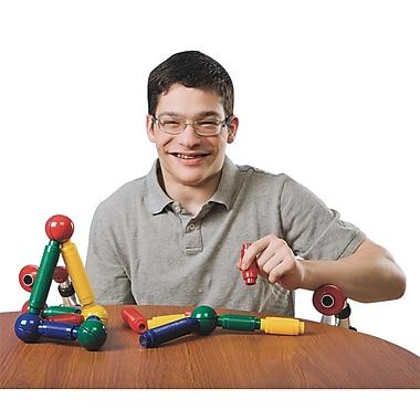 Guidecraft Magneatos Better Builders, 100/Set