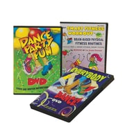 Kimbo® Kids Fitness DVD Set, 3/Pack