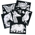 Pacon® Animals Pop Art Board