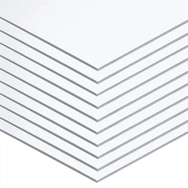 Pacon® 20in. X 30in. Super Value Foam Board, White