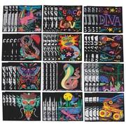 """S&S® 16"""" X 20"""" Velvet Art Posters, 60/Pack"""