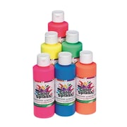 Color Splash® 8 oz. Fluorescent Acrylic Paint