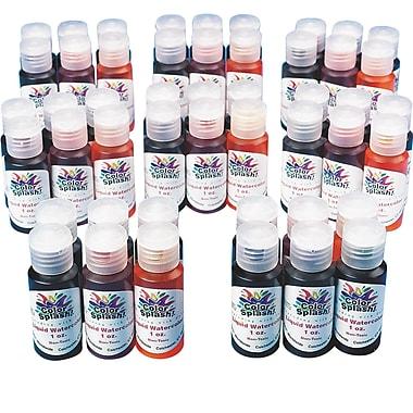 Color Splash® 1 oz. Liquid Watercolors Pass Around Pack