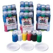 Color Splash® 3/4 oz. Acrylic Paint Pass Around Pack