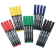 Tee Juice Fine Point Fabric Marker, Assorted, 20/Pack