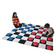 """S&S® 2"""" X 7"""" Jumbo Checker Pieces"""