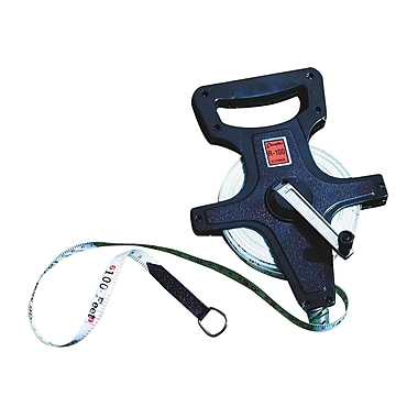 Champion Sports 300' Open Reel Measuring Tape
