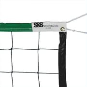 S&S® School/Recreation Official Neon Green Volleyball Net
