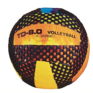 Saturnian™ Tie-Dye Gripper Volleyball, 8