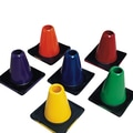 Spectrum™ 6in. Poly Cone, 6/Set