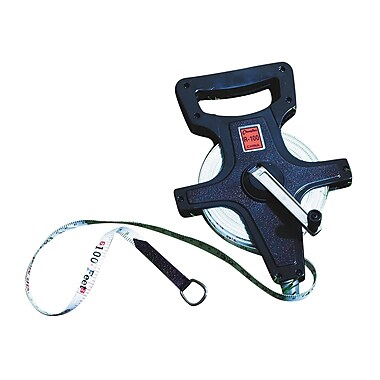 Champion Sports 165' Open Reel Measuring Tape