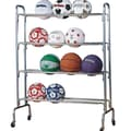 S&S® Ball Rack For 16 Balls, 50in. X 42in. X 16in.