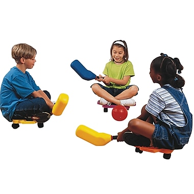 S&S® Softee Scooter Hockey Set, 12/Set