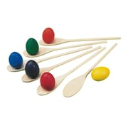 Spectrum™ Eggs and Spoon Set, 6/Pack