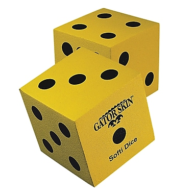 Gator Skin® Softi Dice, 5