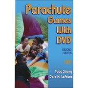 S&S® Parachute Games Book With DVD