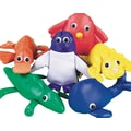 Spectrum™ Bean Bag Animal Set, 6/Pack