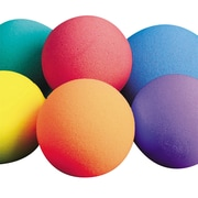 "Spectrum™ Bright Foam Ball, 7""(Dia.), Assorted"