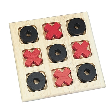 S&S® Tic Tac Toe Game
