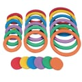 Spectrum™ Versa™ Foam Ring and Disc Set, 24/Set