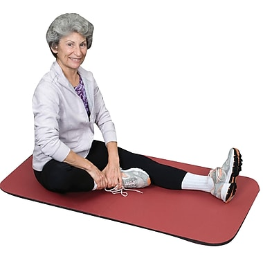 S&S® Adult Bi-Fold EXercise Mats, 60