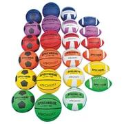 Spectrum™ Lite Sports Ball, 24/Pack