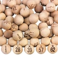 S&S® Wooden Bingo Balls